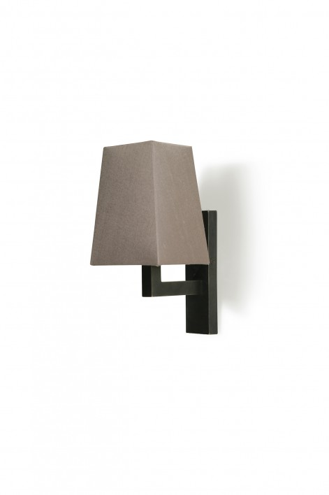 Baby Library Wall Light | Bronze