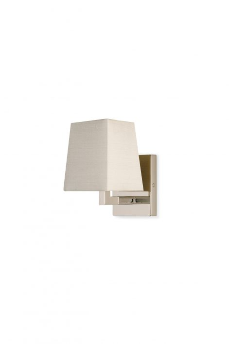 Baby Library Wall Sconce | Nickel