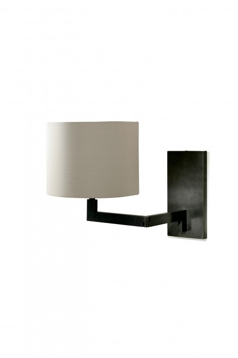 Bentley Wall Light | Bronze