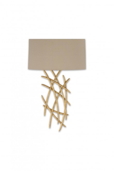 Small Flynn Wall Light | Gold