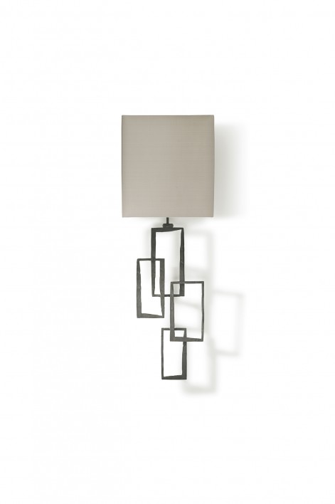 Small Salperton Wall Light | Bronzed