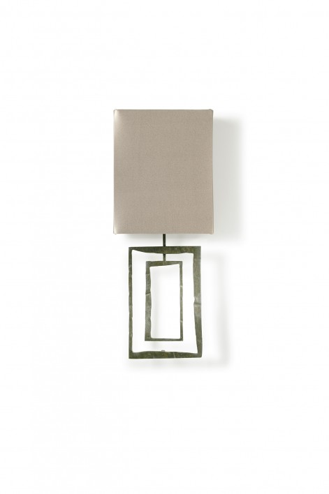Salpertini Wall Light | Bronzed