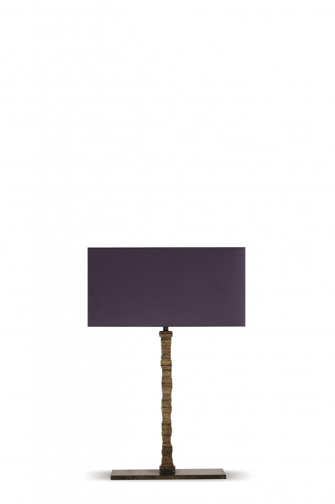 Small Static Lamp | New Bronze