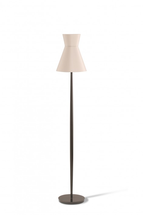 Daphne Floor Lamp | Ebony
