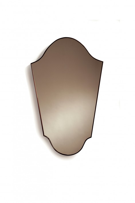 Giovanna Mirror | Chestnut Gloss