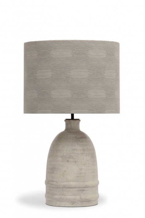 Ridley Lamp | Stone Speckle