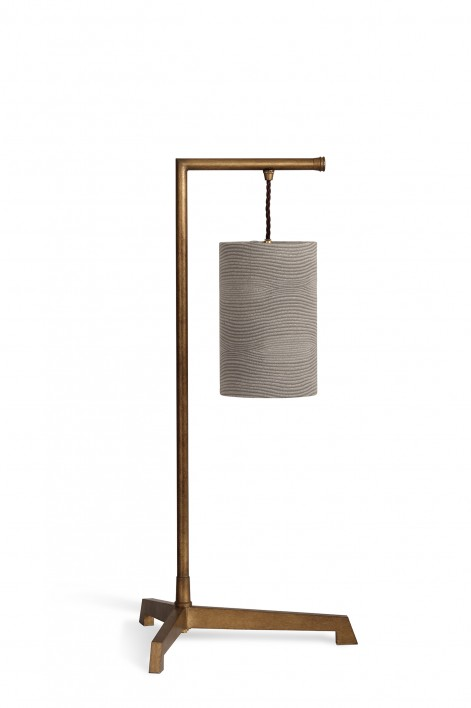 Galileo Lamp | French Brass