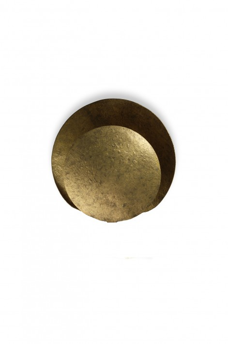 Solstice Wall Sconce | Galactic Gold