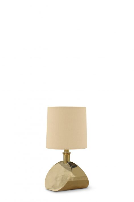 Sway Lamp | Polished Brass