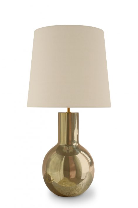 Duke Lamp | Polished Brass