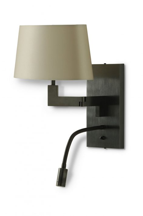 Bedside Wall light | Bronzed