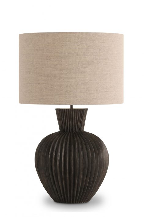 Constance Lamp | Bronzed