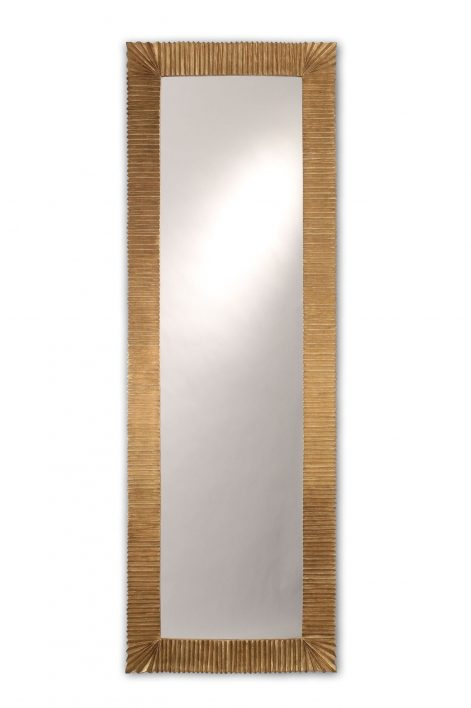 Constance Mirror | Antique Gold
