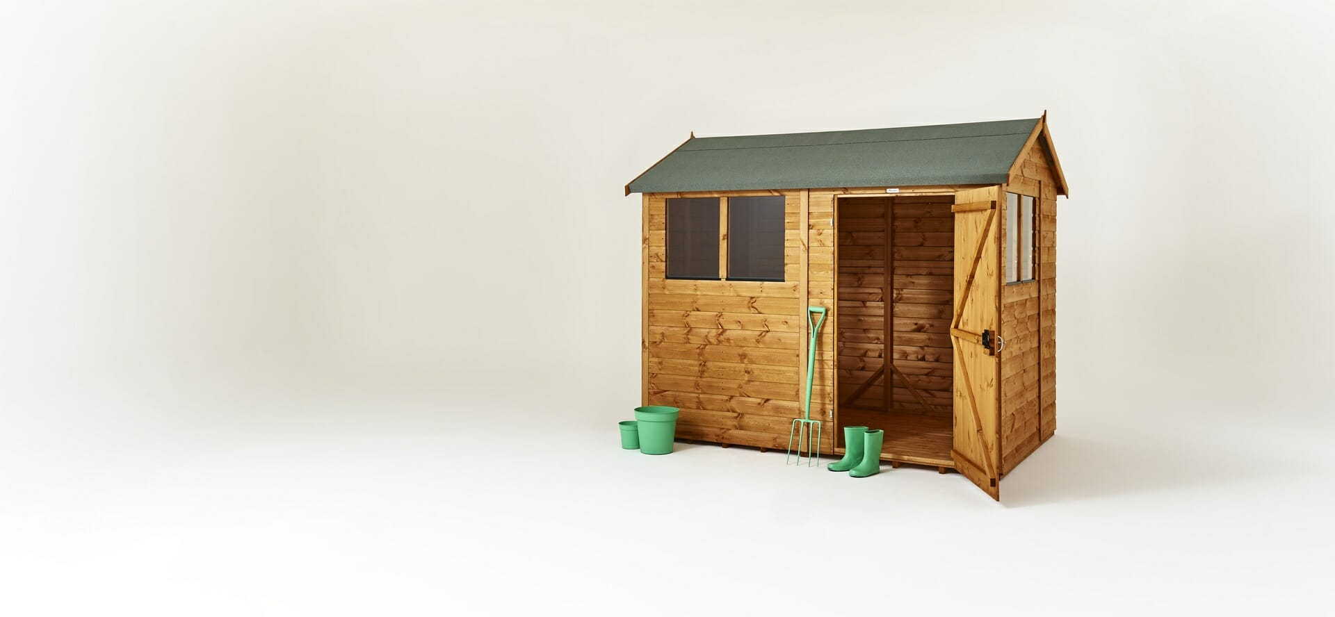 How To Build A Garden Shed Base Power Sheds