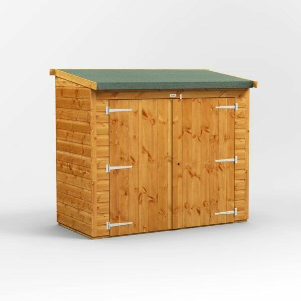 6x3 Power Pent Shed