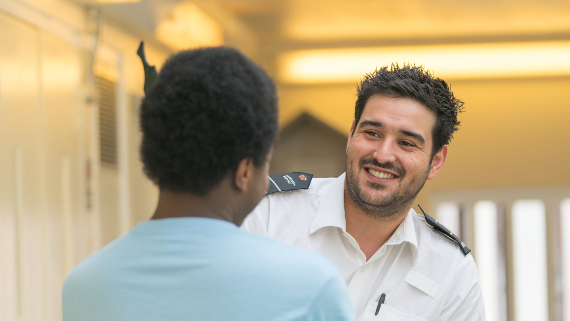 Prison officer rewards & benefits | HM Prison & Probation