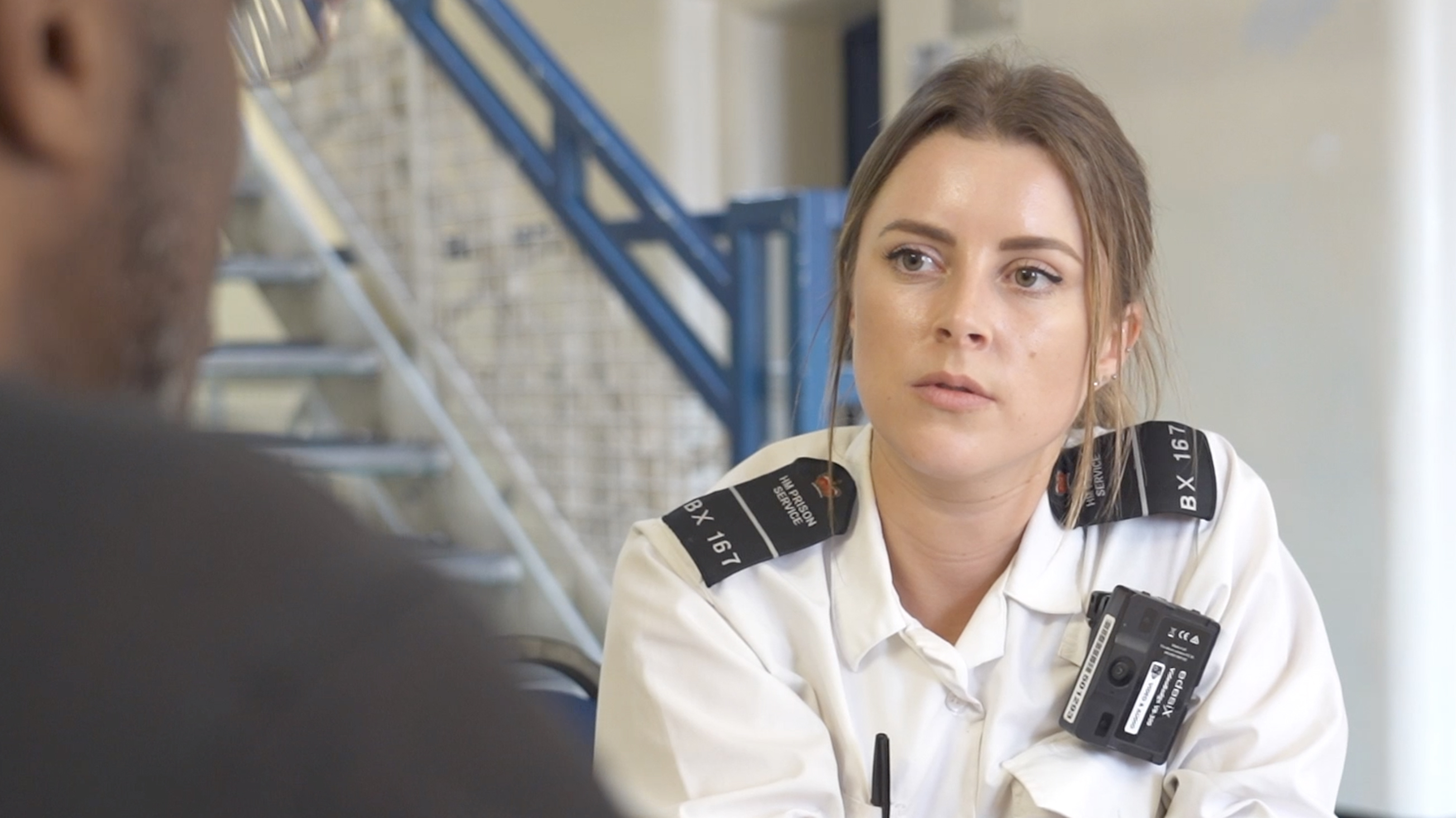 Prison officer role as a key worker