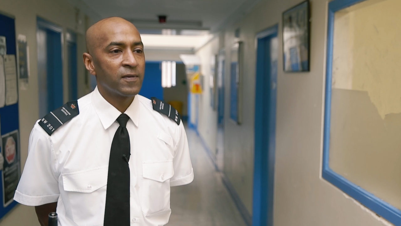 Prison officer talking about what a prison officer career is really like