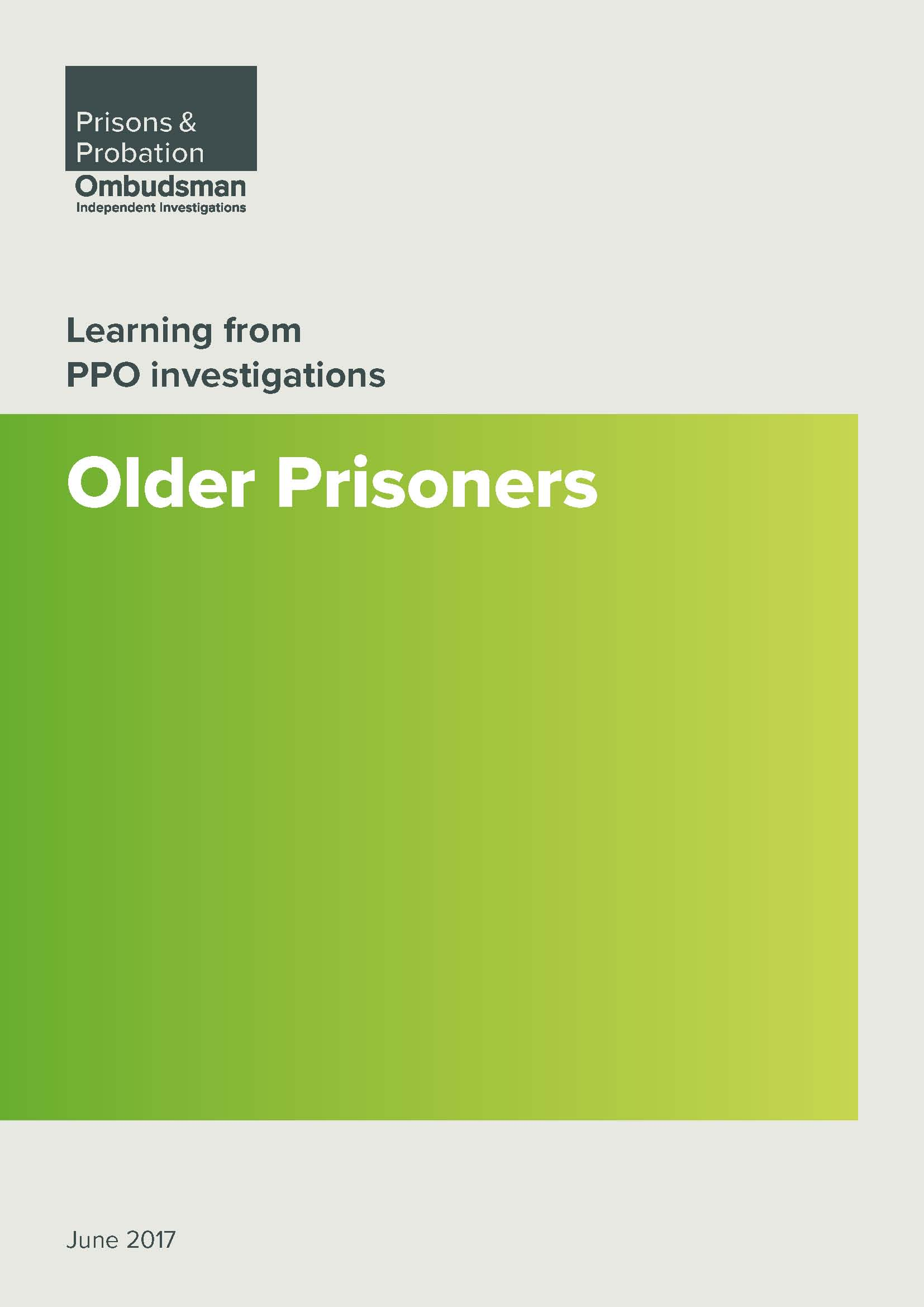 Download Older Prisoners Thematic