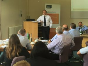 Paul Baker, Prisons and Probation Ombudsman seminars