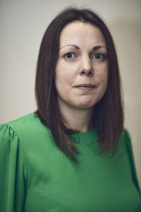 Deputy Ombudsman, Karen Johnson