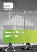 Prisons and Probation Ombudsman, Annual Report, deaths in custody, prisoner conmplaints