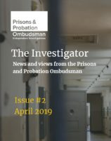 Prisons and Probation Ombudsman, Investigator, newsletter