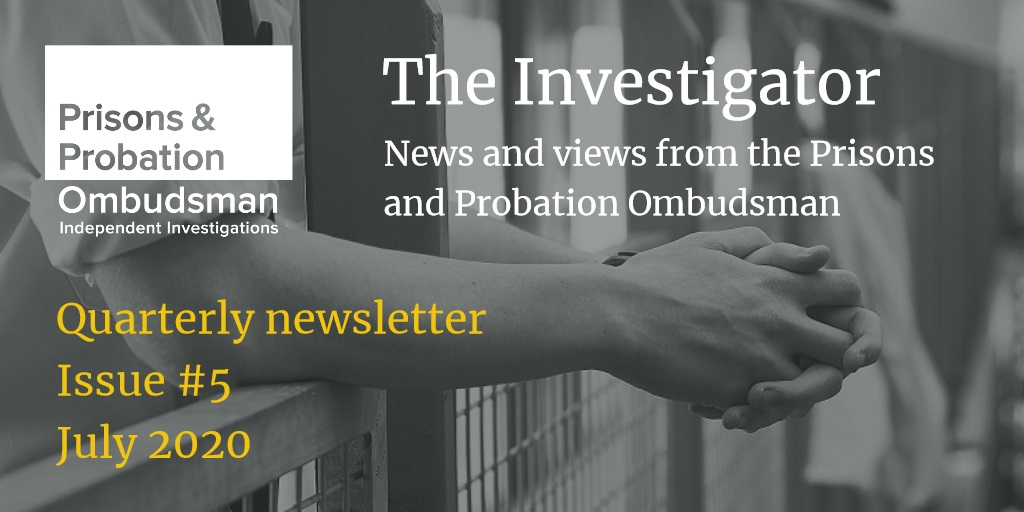 The Investigator, PPO newsletter