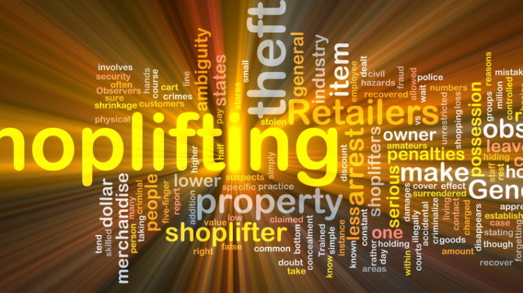 Shoplifting by Shoplifters in Supermarkets is on the Rise