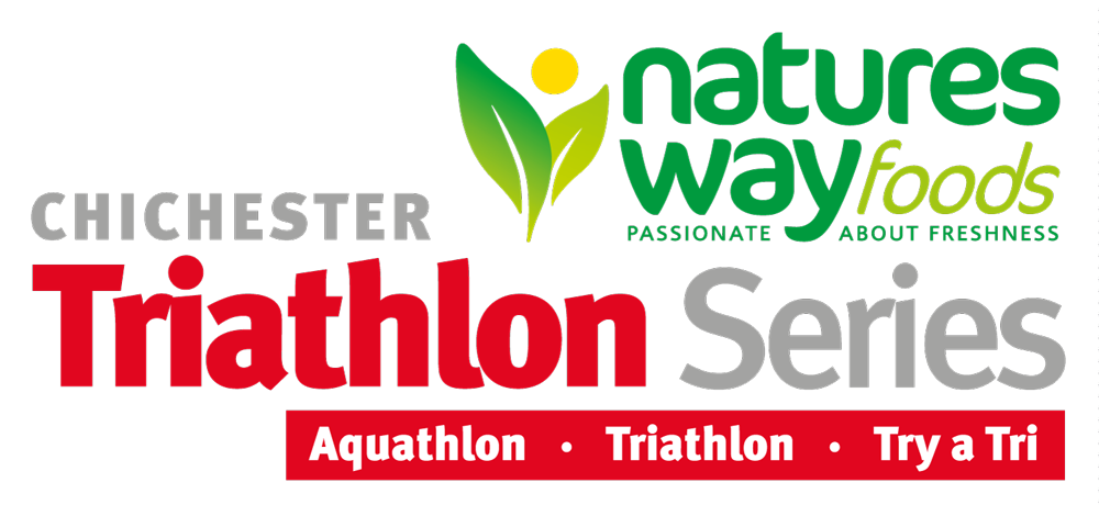 Chichester Triathlon Series logo
