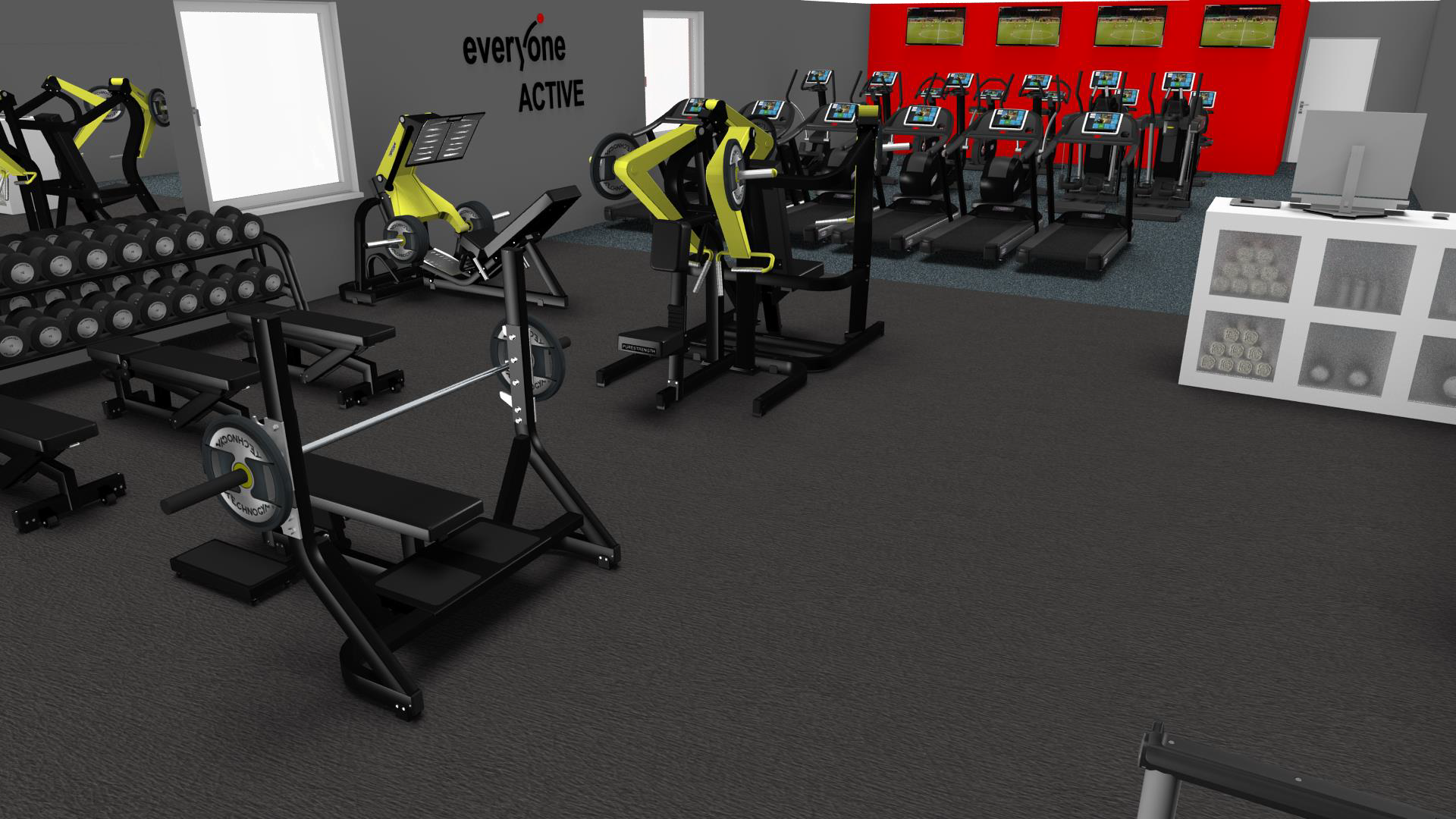 New Weymouth Gym Coming Soon Everyone Active