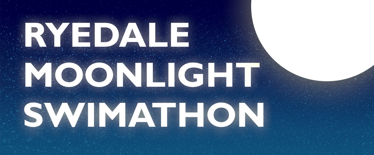 Ryedale moonlight swim