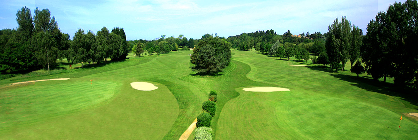 Downshire Golf Complex | 18 hole Golf course | Everyone Active
