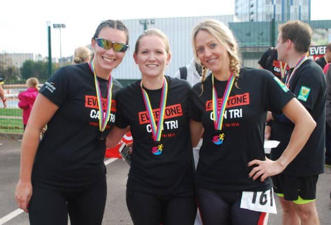 Hemel Triathlon Finishers 2018