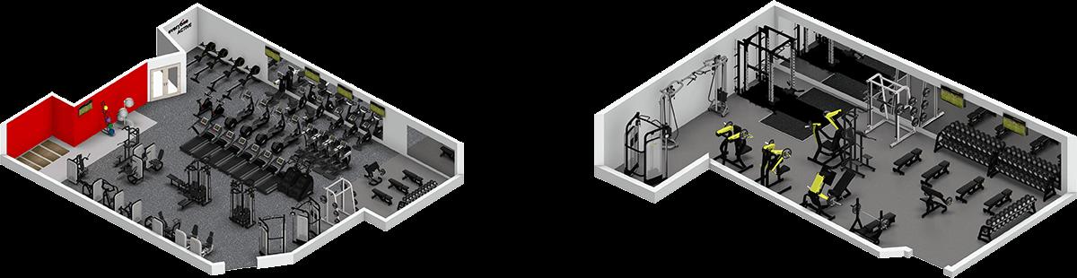 Dormers-Wells-Gym-Layout