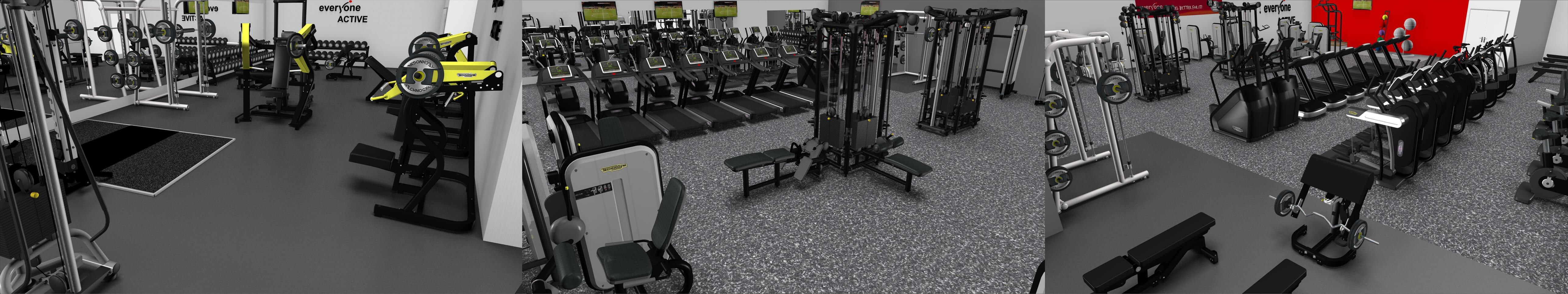 Dormers-Wells-Gym