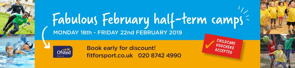 Fit for sports February half term camps