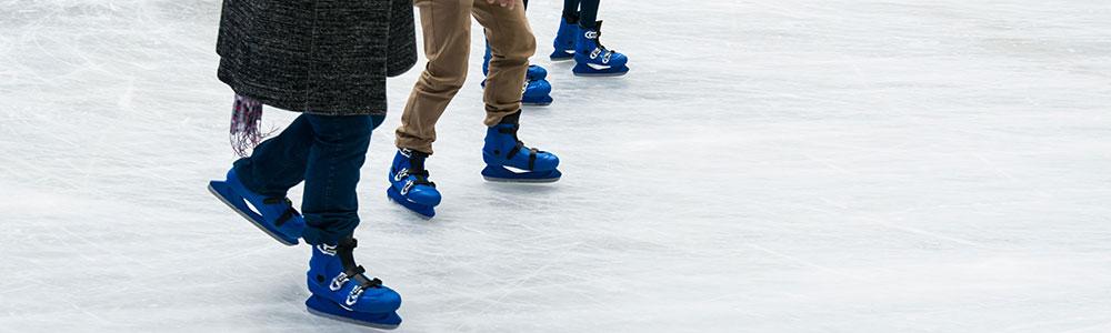 Ice Skating Birthday Party