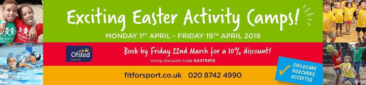 Fit For Sport Easter