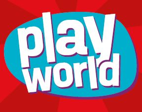 Play World soft play logo