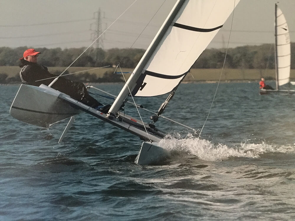 Snell sailing