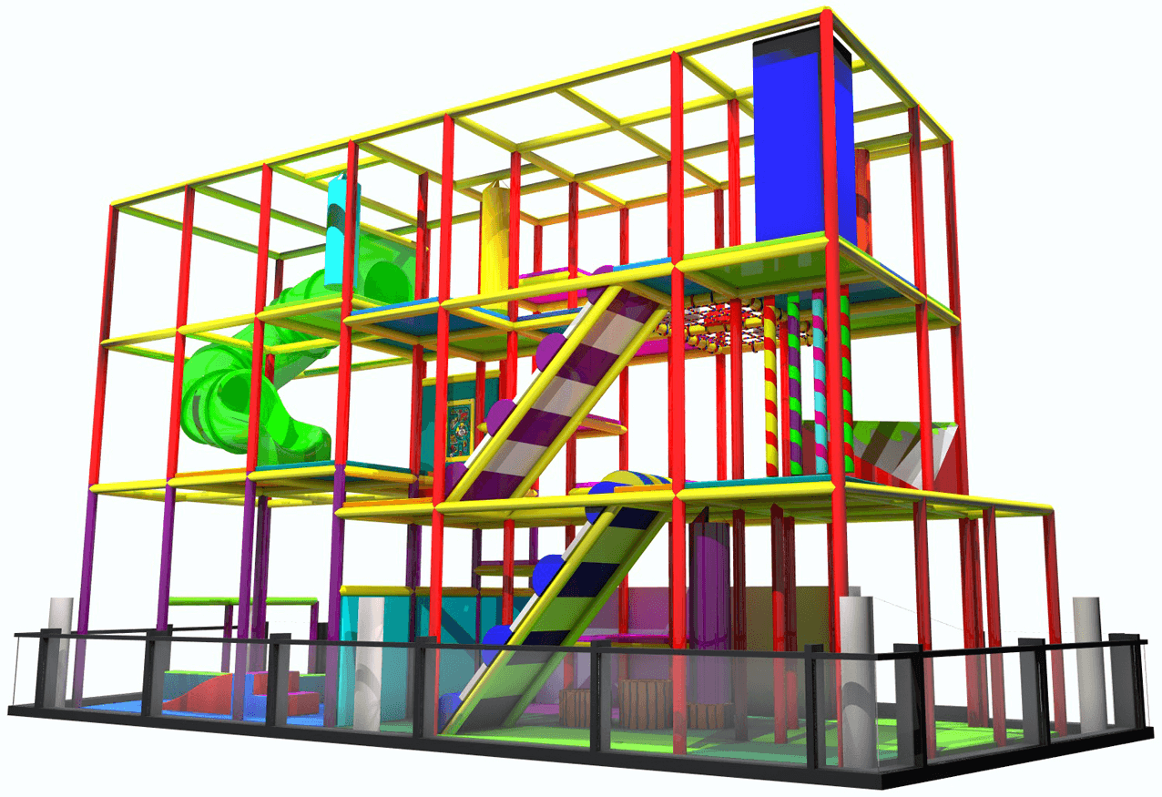 Hart Leisure Centre Soft Play