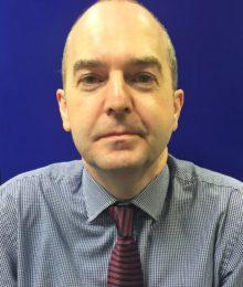 Photo of Peter Bradford
