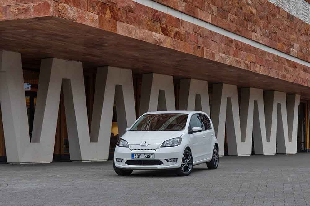 New SKODA CITIGOe iV: Electric Range, Charging & Features On The New Electric City Car Image