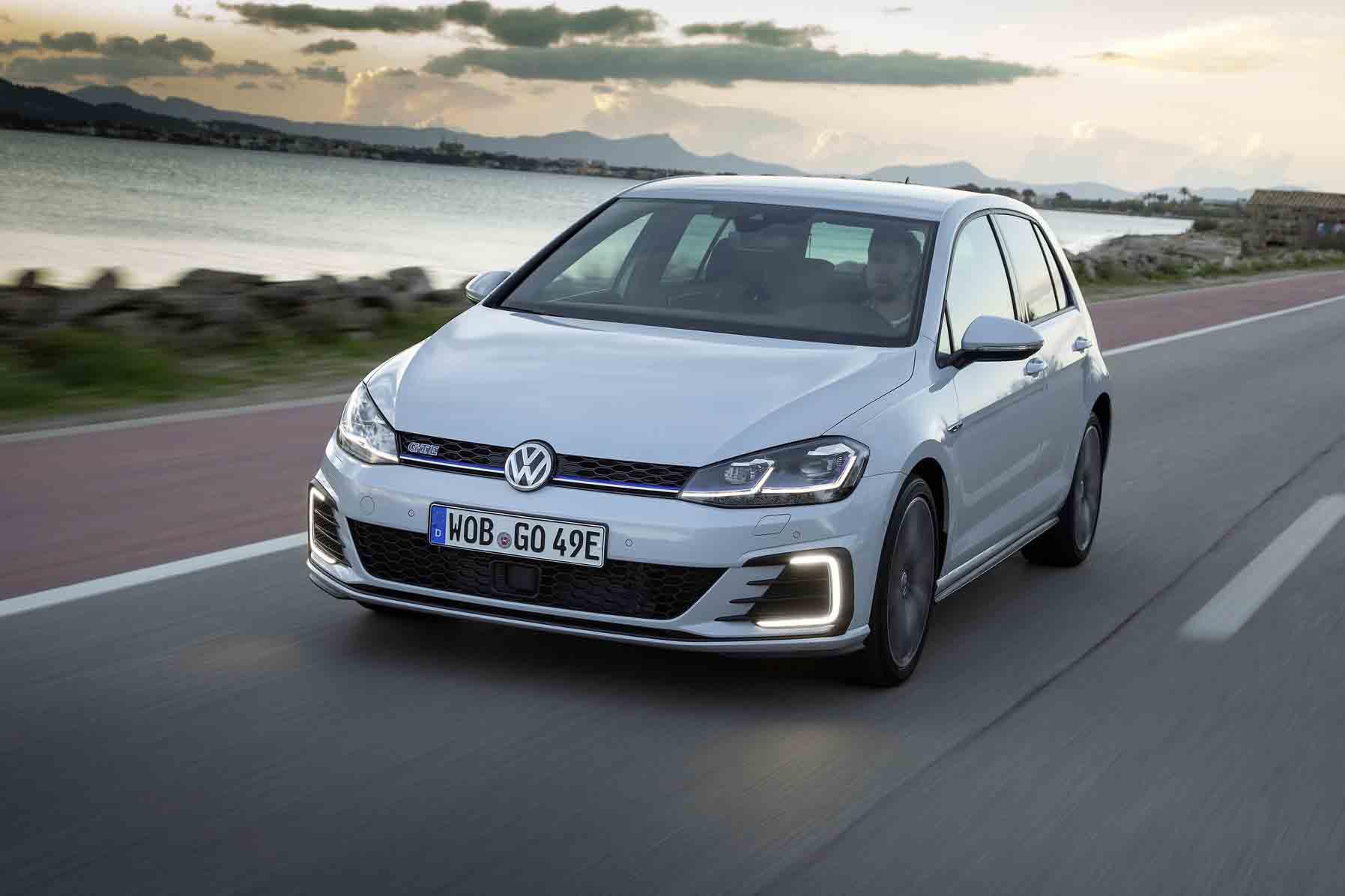 Volkswagen Golf GTE Hybrid