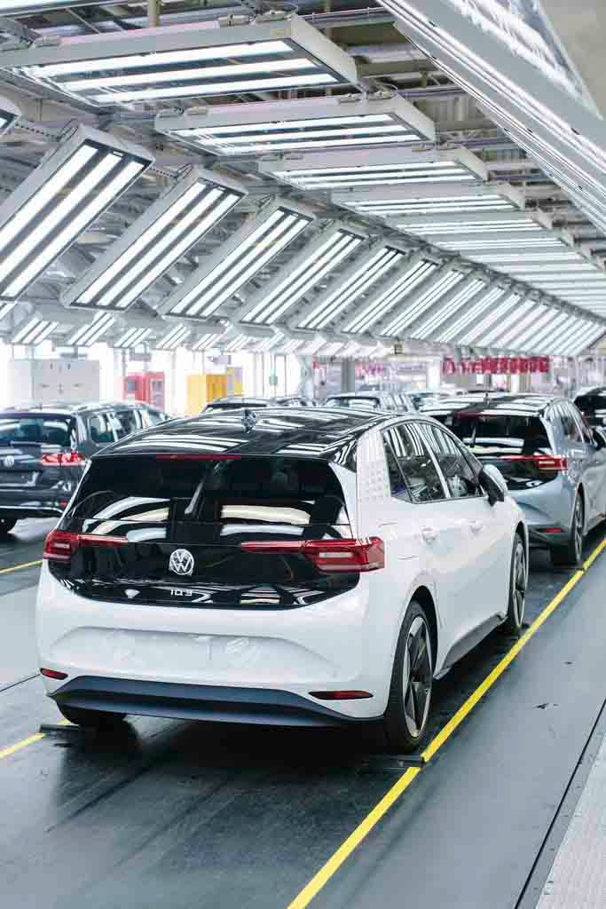 Volkswagen ID.3 in production ready for 2020 release