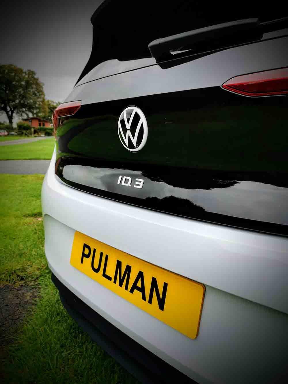 New ID.3 from Pulman Volkswagen