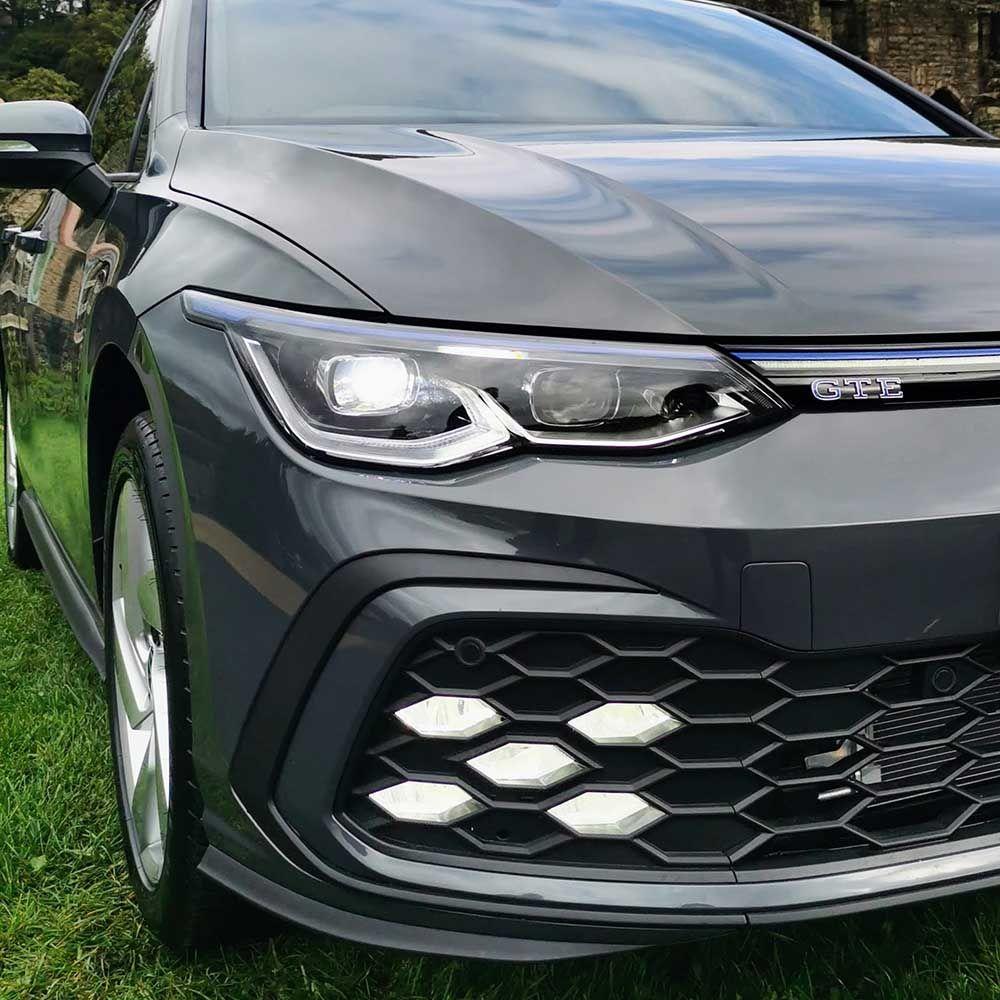 New Volkswagen Golf 8 GTE