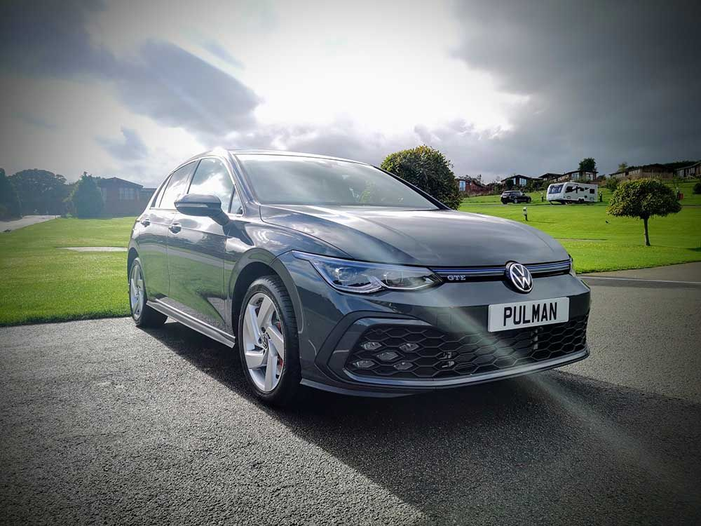 The New Volkswagen Golf GTE: Features, Range & More Image