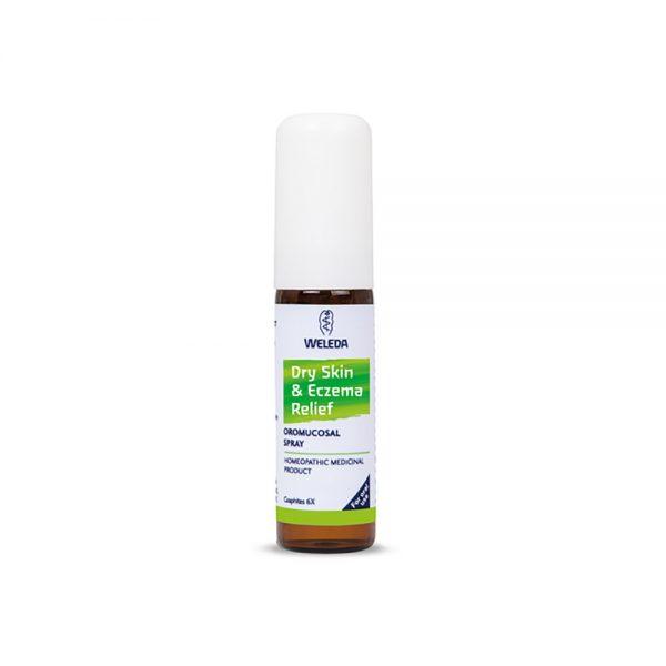 Dry Skin and Eczema relief spray